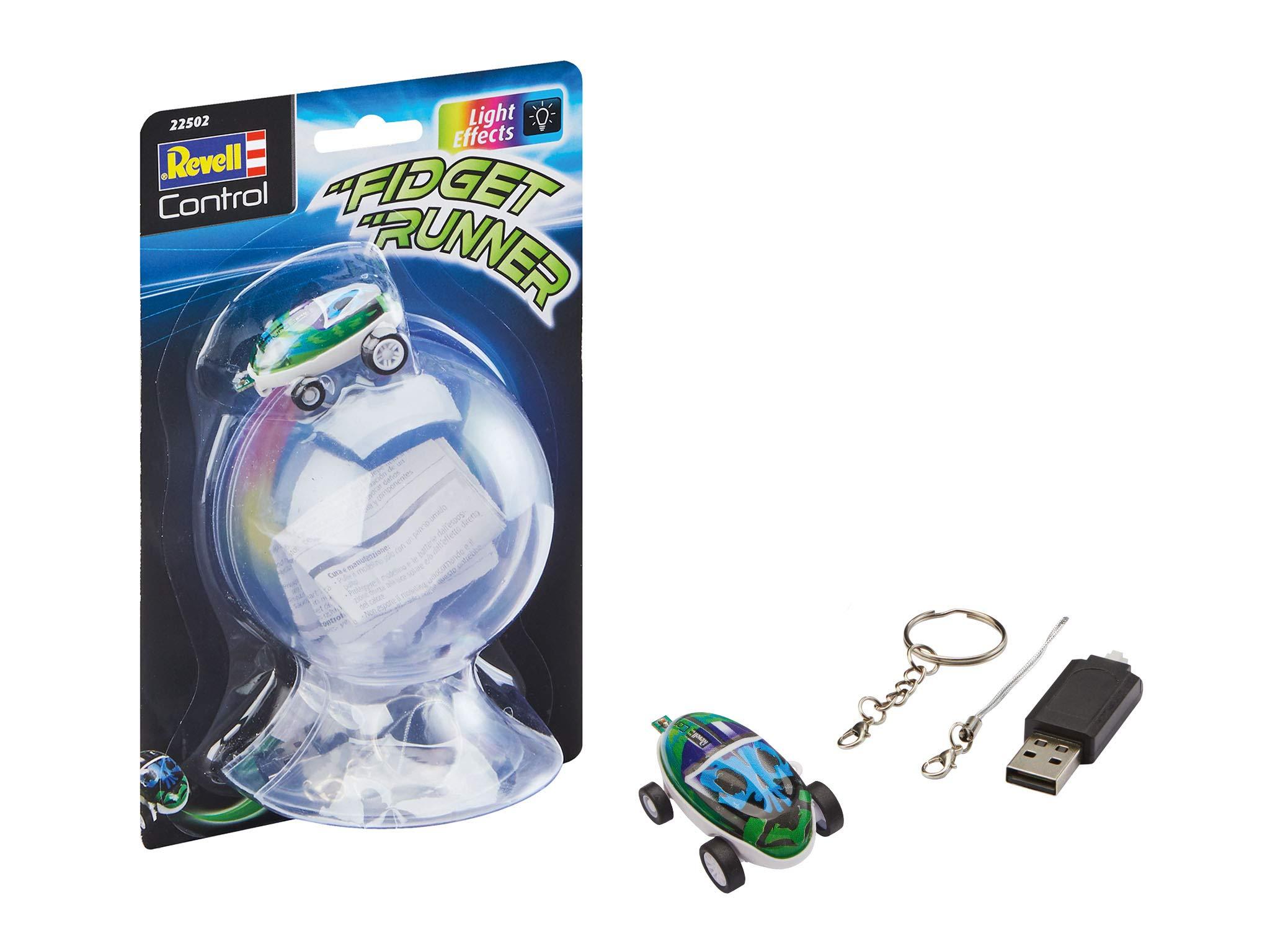 Revell Control 22502 Runner 3, Stunt Car Fidget Toy, Multi-Colour