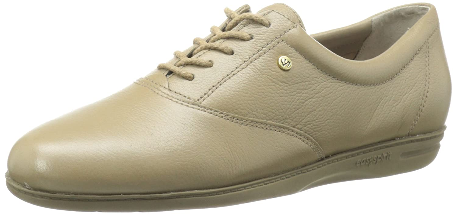Easy Spirit Women's Motion Lace up Oxford B000M3T1KA 9 2A US|Wheat