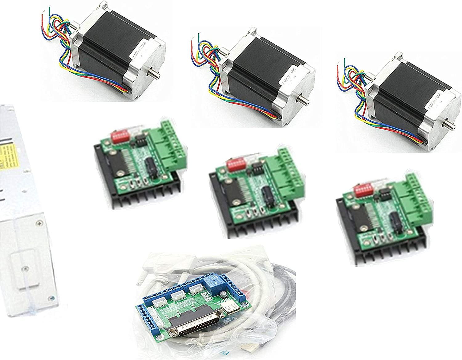USA CNC Router 1 Axis Controller Stepper Motor Drivers TB6560 3A driver board