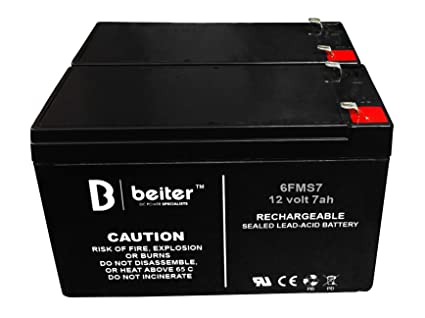 Amazon.com: Razor Pocket Mod miniatura Euro Batería de alto ...
