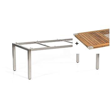 Amazon De Sonnenpartner Gartentisch Tisch System Base Style