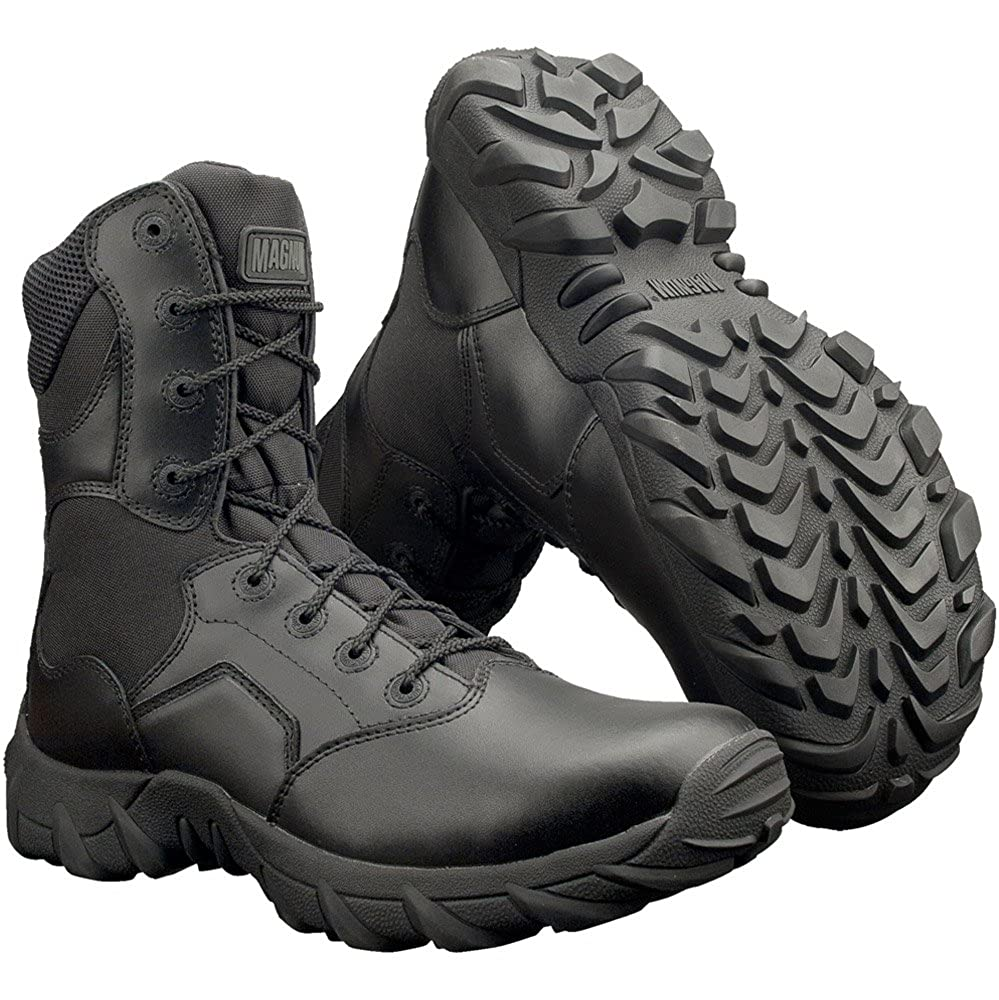 MAGNUM MAGNUM MAGNUM COBRA 8.0 COMPOSITE SAFETY Stiefel Größe UK 4 - 14 MENS COMBAT LEATHER CT-UK 14 (EU 48) ac36af