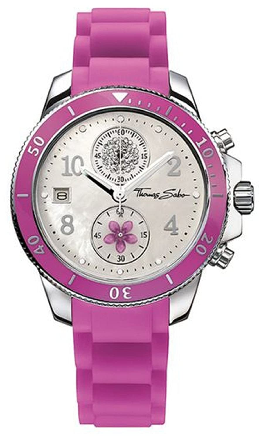 Damen-Armbanduhr Thomas Sabo WA0099–235–202 (38 mm)