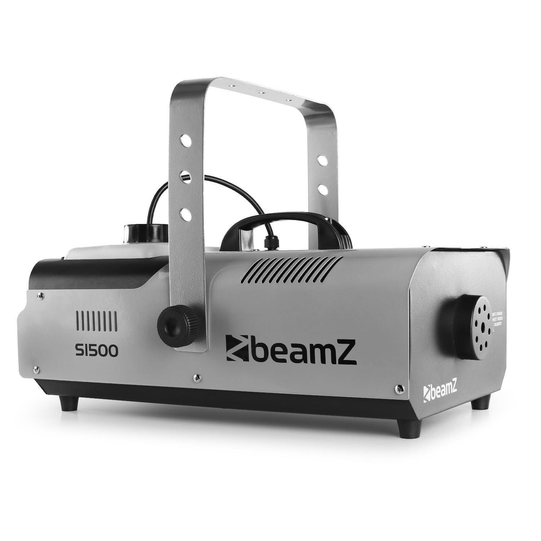Beamz S Máquina de niebla artificial W DMX