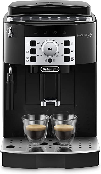 Delonghi Magnifica S - Cafetera Superautomática con 15 Bares de ...
