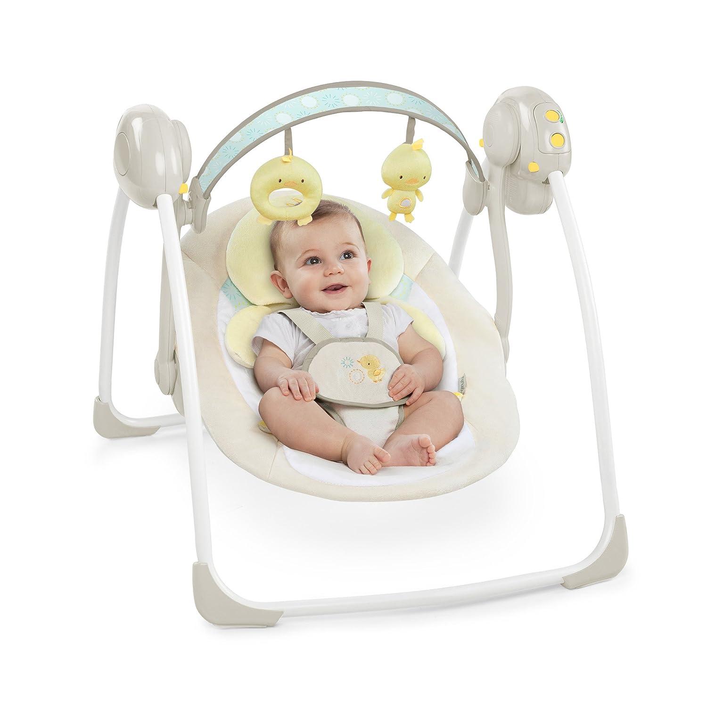 tragbare Babyschaukel Quacks /& Cuddles Ingenuity
