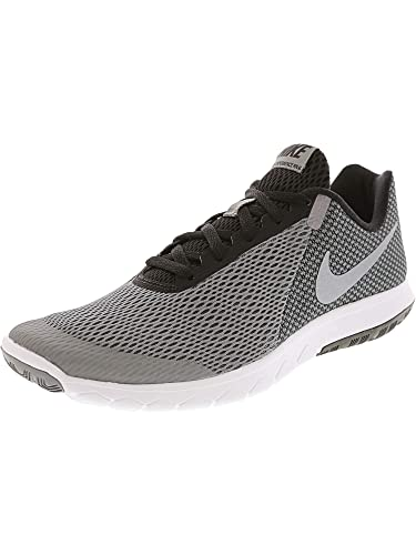 official photos 1ce9c 02eac Amazon.com   Nike Women s Flex Experience Rn 6 Running Shoe (9.5 B(M) US,  Cool Grey MTLC Grey Black White)   Sandals