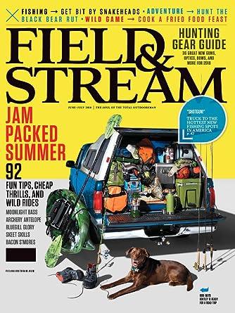 field stream amazon com magazines