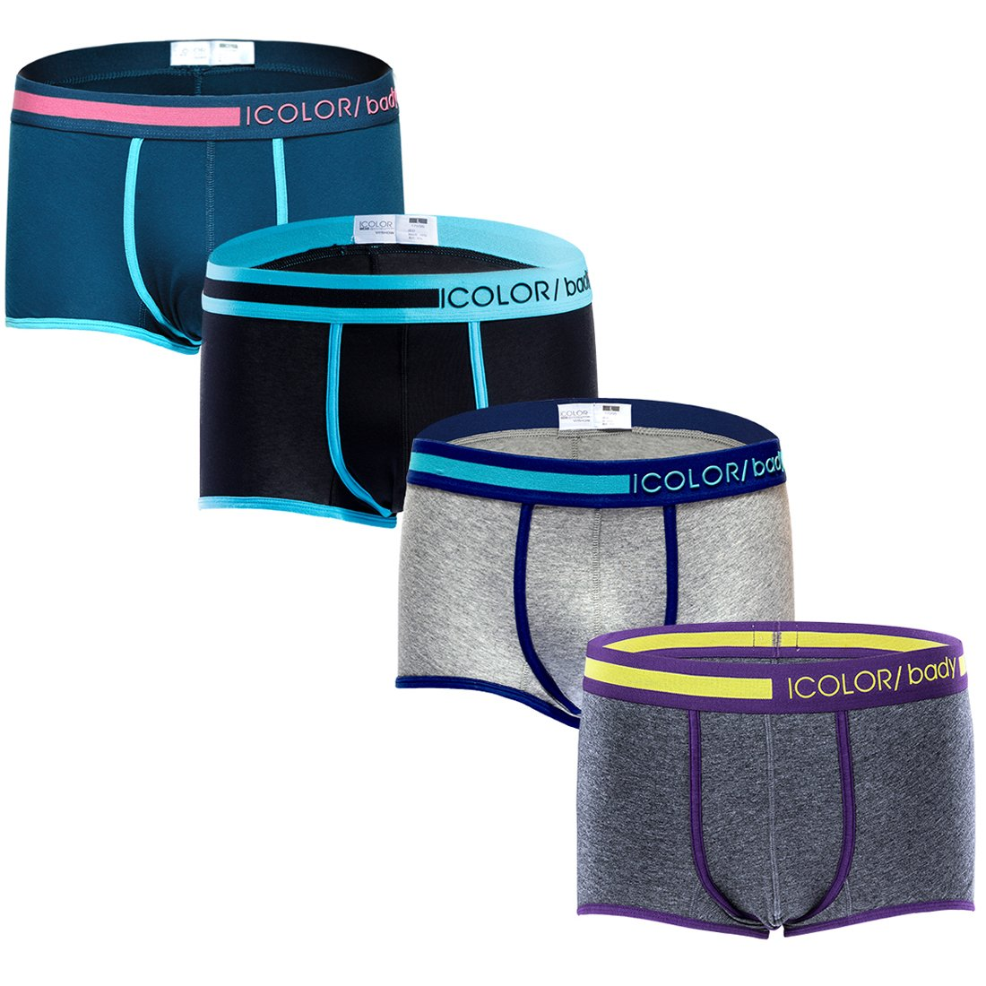 Robesbon UNDERWEAR メンズ B078HJZXBJ 3L|Multipack-04-01 Multipack-04-01 3L