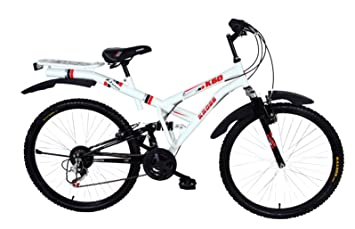 30bd29f0031df Image Unavailable. Image not available for. Colour  Kross K 60 Multi Speed  26T Bicycle ...
