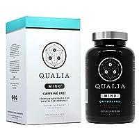 Qualia Mind Nootropic | Premium Brain Booster Supplement for Memory, Focus, Clarity...