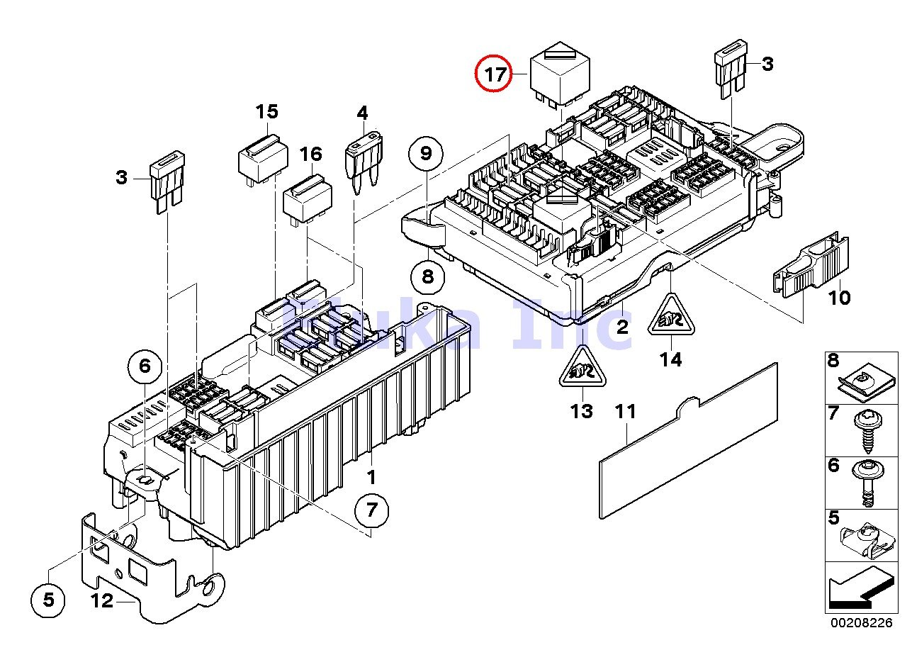 Bmw Fuse Box Diagram Together With 2006 Bmw 3 Series 325i In Addition
