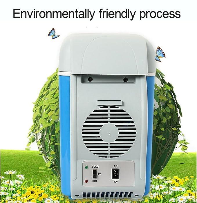 Mini Refrigerador Pequeño Del Coche 4L Refrigerador Portátil Del ...