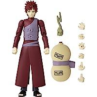 "Anime Heroes Naruto Gaara 6.5"" Action Figure"