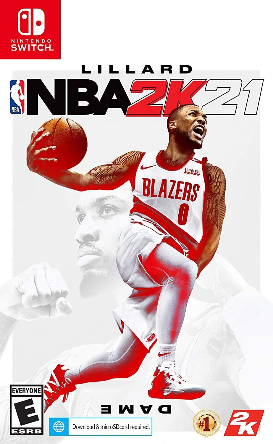 Amazon.com: NBA 2K21 - Nintendo Switch: Take 2 Interactive: Video Games