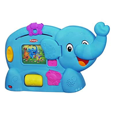 Playskool Learnimals ABC Adventure Elefun Toy: Toys & Games