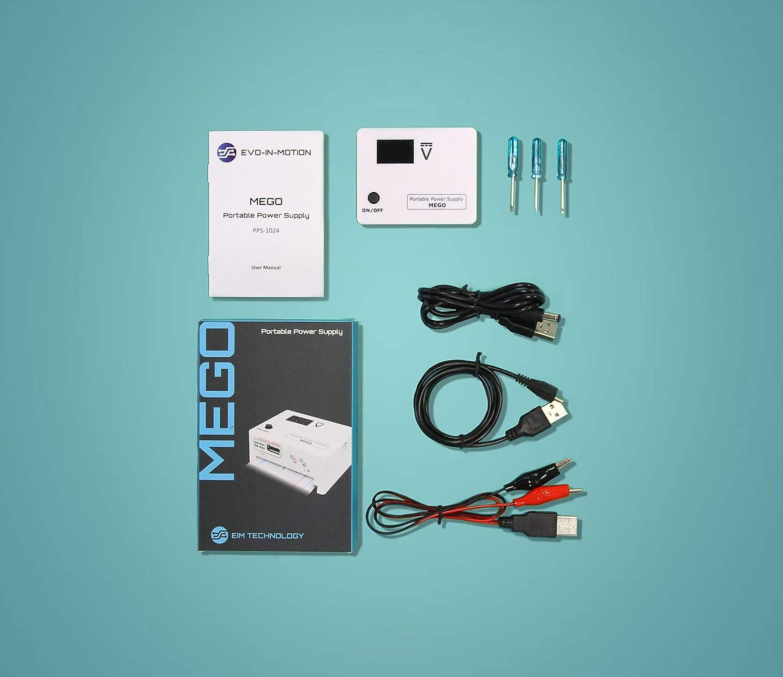 4V to 24V DC Output Battery Backup Power Supply Projects MEGO ...