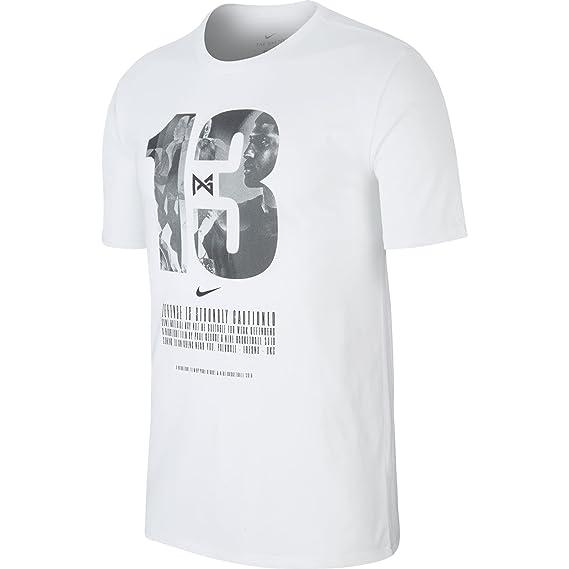 Nike Dri-Fit NBA Oklahoma City Thunder Paul George PG13, Camiseta de Hombre: Amazon.es: Ropa y accesorios