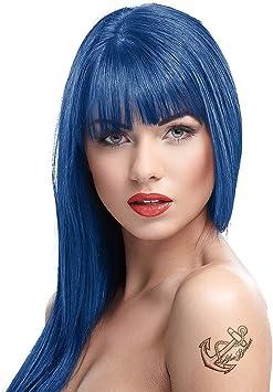 Tinte Capilar Semi-Permanente Crazy Color 100ml (Sapphire Blue)