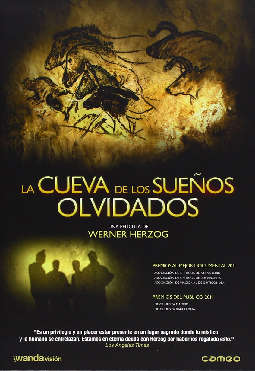 La Cueva De Los Sueños Olvidados [DVD]: Amazon.es: Werner Herzog ...