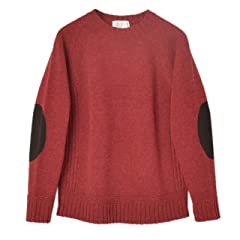 Soglia Landnoah Sweater: Red