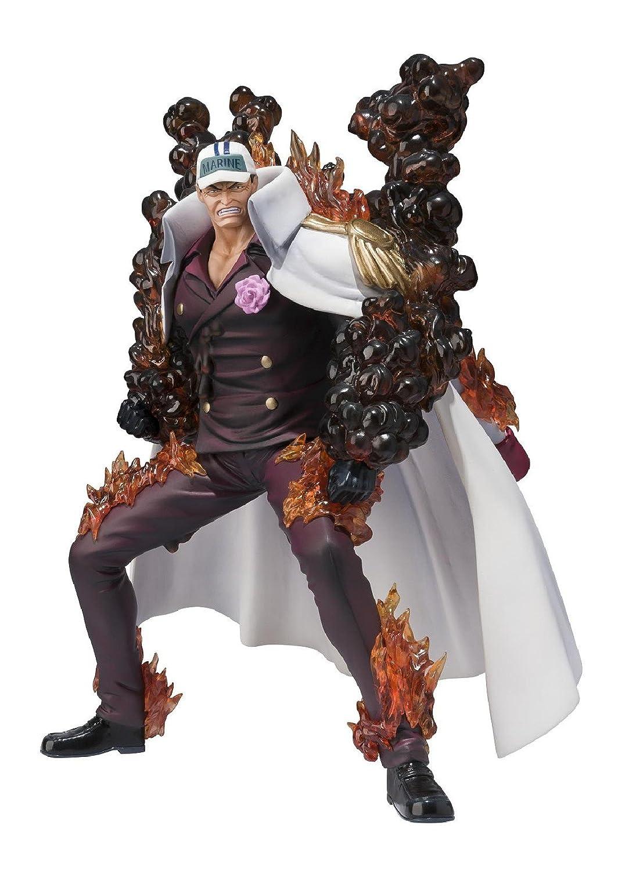 "Bandai Tamashii Nations Battle Version Figuarts Zero ""Akainu"" Sakazuki Toy Figure"