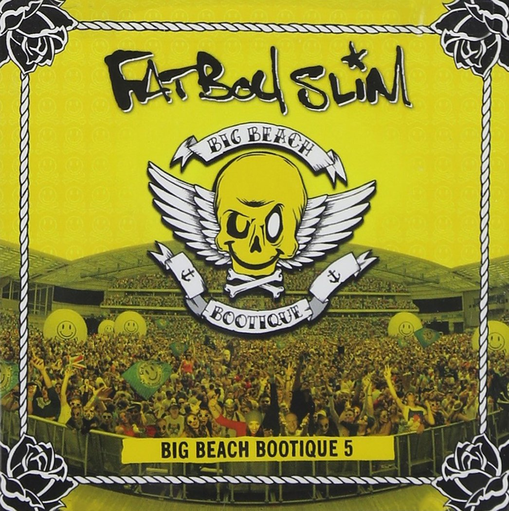 CD : Fatboy Slim - Big Beach Bootique (With DVD, 2PC)