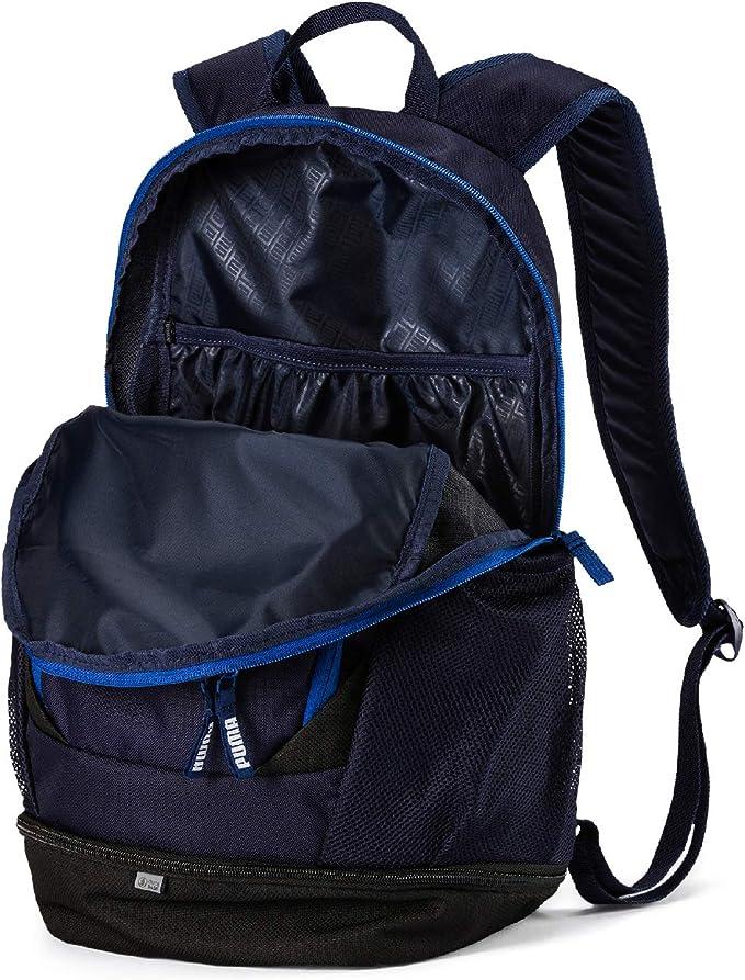 PUMA Vibe Backpack Mochilla, Adultos Unisex, Peacoat, OSFA: Amazon.es: Deportes y aire libre