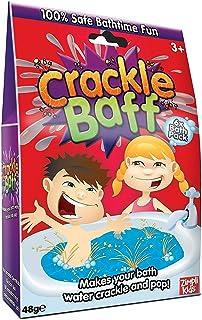 ZIMPLI KIDS LIMITED 5272 Crackle Baff-48g-6 Bath Pack