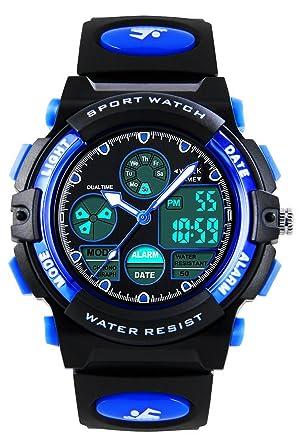 ad492815435b3 ENFANTS Digital analogique montres pour garçons - Montre de sports de plein  air pour enfants avec