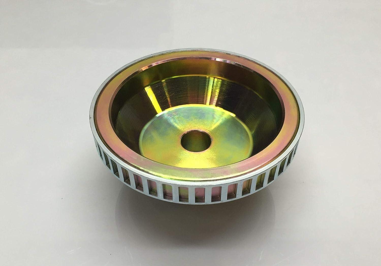 DAKAtec 400070 ABS Ring Hinterachse Links Oder Rechts Mit Flansch