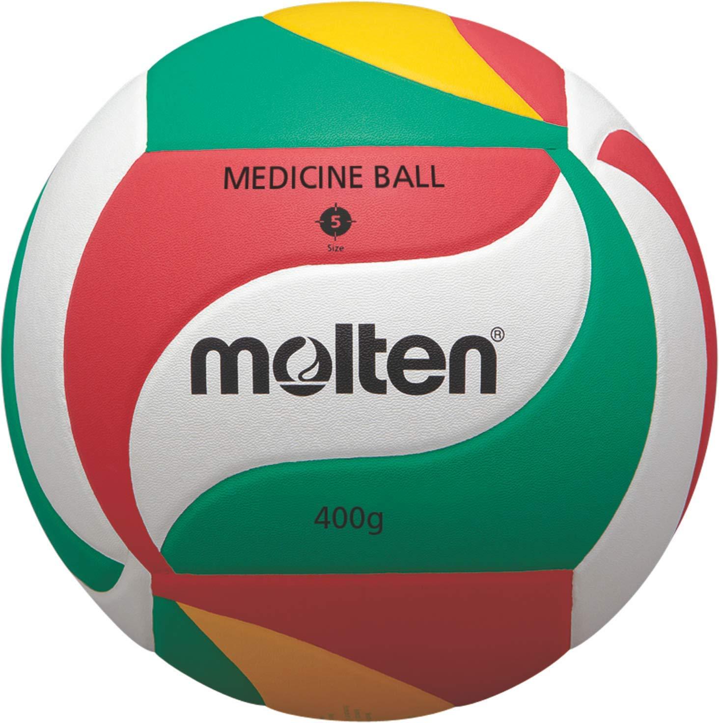 VM9000 - Balón de Voleibol medicinal. Blanco, verde y rojo, Talla ...