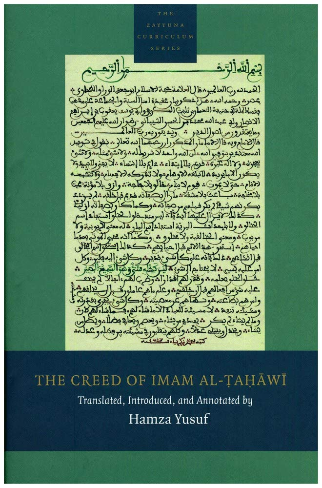 The Creed of Imam al-Tahawi by Fons Vitae