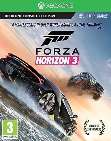 Forza Horizon 3 [Importación Francesa]: Amazon.es: Videojuegos