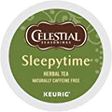 Celestial Seasonings Sleepytime Herbal Tea, Keurig K-Cups, 12 Count (Pack of 6)