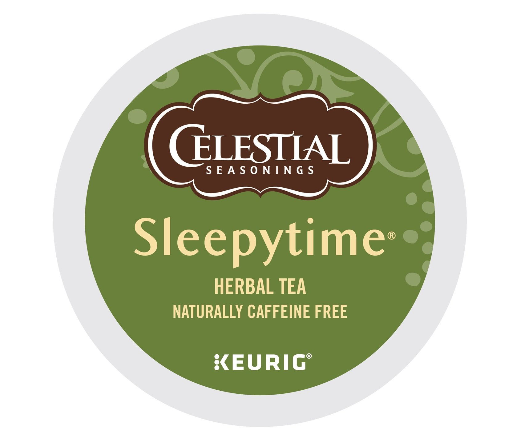 Celestial Seasonings Sleepytime Herbal Tea, Keurig K-Cups, 12 Count (Pack of 6) by Celestial Seasonings