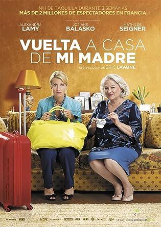 Vuelta A Casa De Mi Madre -- Retour Chez Ma Mère -- Spanish Release