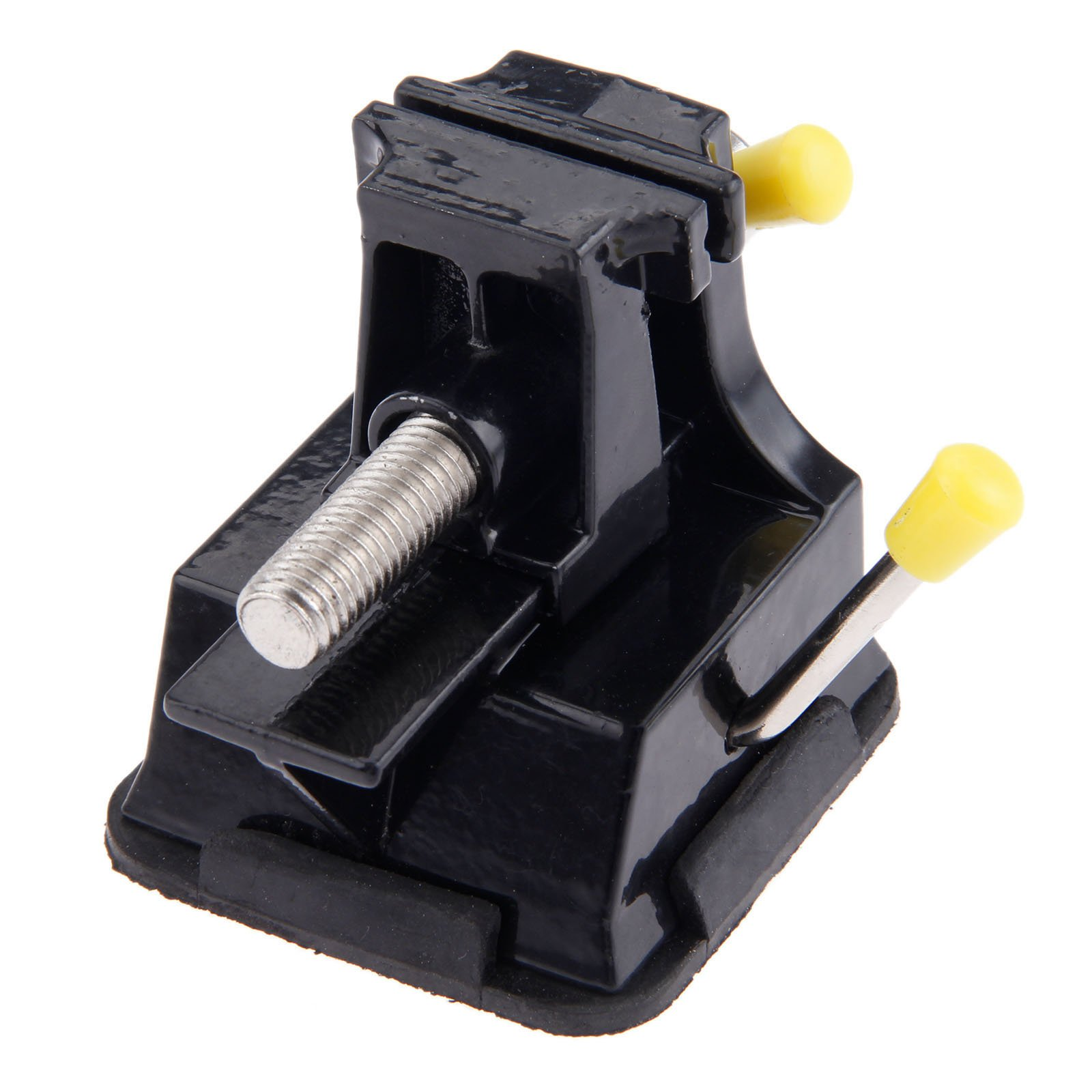 1pcs Metal Table Bench Vise Press Clamp Professional Table Vice for Repair Welding and Disassembly Carving Fixture 38mm
