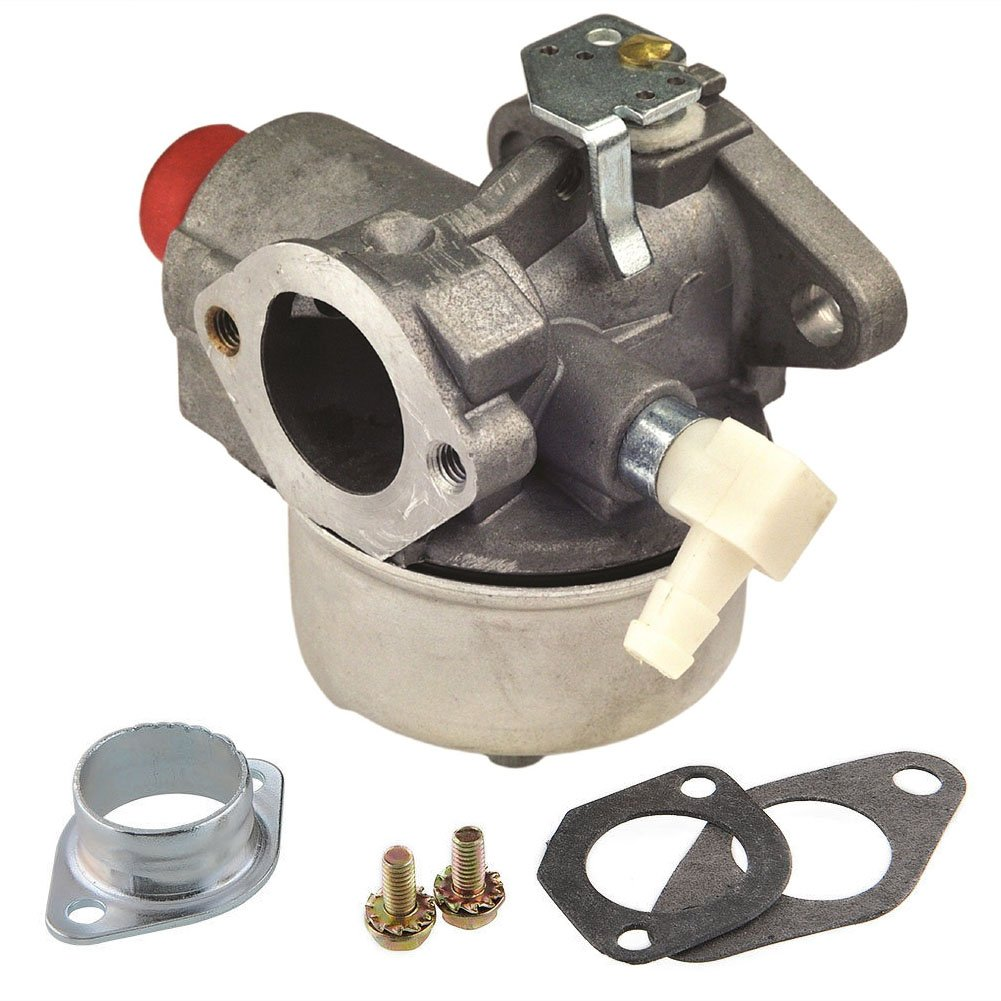 Tecumseh Carburetor For 632795 632795a 633014 Fits 6 5 Hp Diagram Tvs120 Lav35 Tvxl115 Tvs75 Automotive