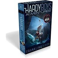 Hardy Boys Adventures: Secret of the Red Arrow; Mystery of the Phantom Heist; The Vanishing Game; Into Thin Air
