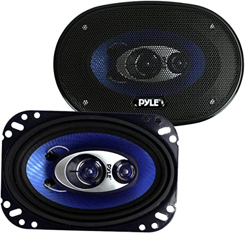 Pyle 4 x 6 Three Way Sound Speaker System