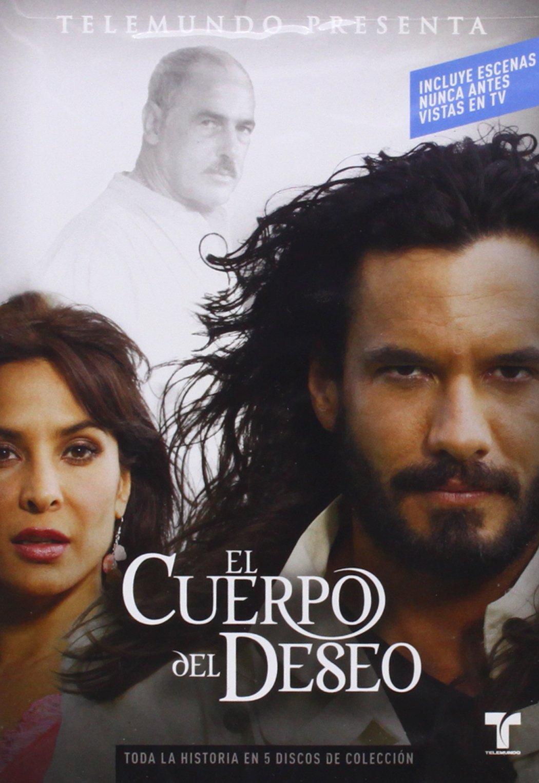 DVD : Cuerpo Del Deseo (Full Frame, Spanish Version, , 5 Disc)