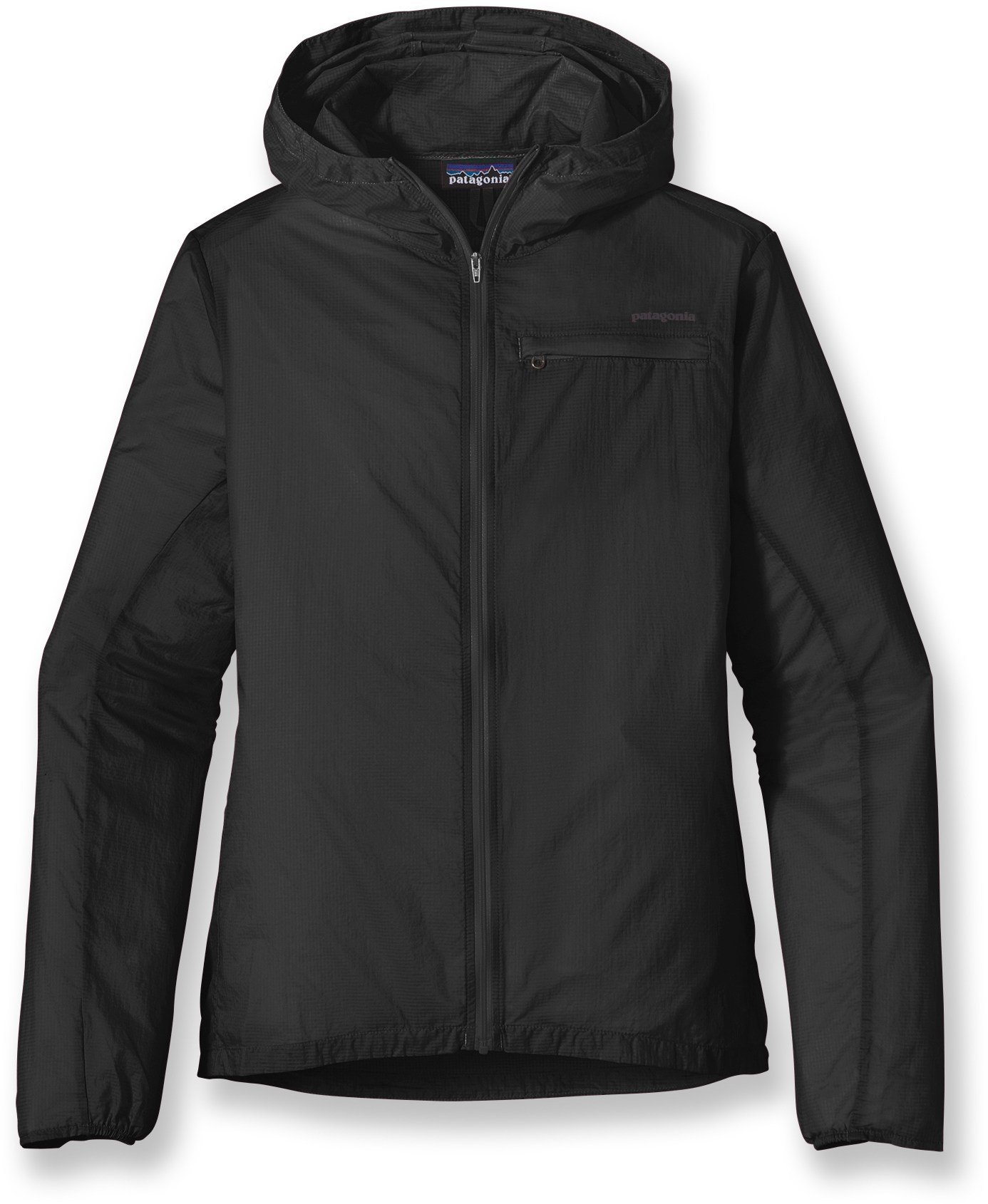 Patagonia Houdini Jacket Womens Style: 24145-BLK Size: XL by Patagonia