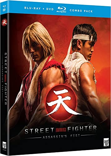Amazon Com Street Fighter Assassin S Fist Blu Ray Mike Moh