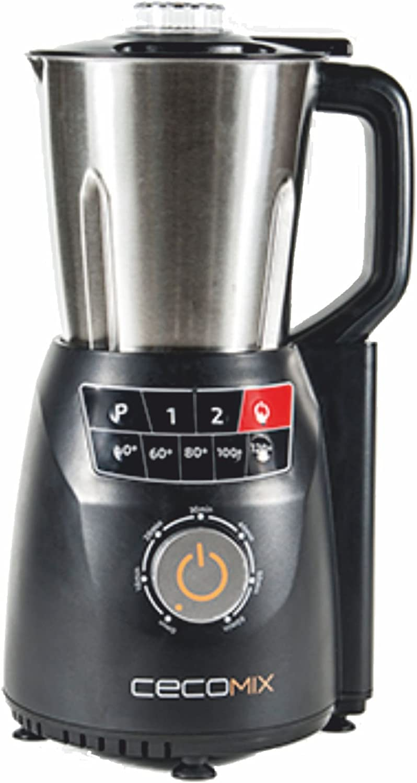 Cecomix Robot Compact Pro Que Cocina y tritura, 1250 W, 2.8 litros ...