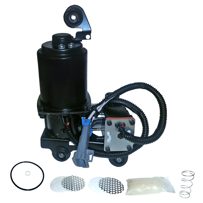Elite 20-015500-WOD Compressor without Dryer Unity Automotive