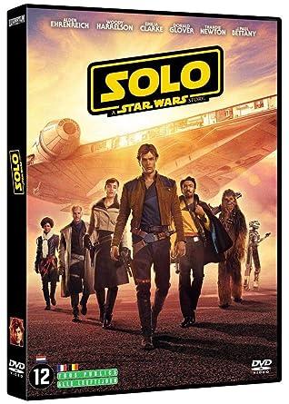 Solo : A Star Wars Story [Italia] [DVD]: Amazon.es: Alden ...