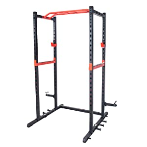 Sunny Health & Fitness Rack Power Cage - Best Strength Training Power Cage