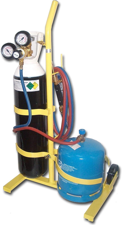 STS-FGR-1000 Equipo portátil para soldadura autógena Oxígeno Butano
