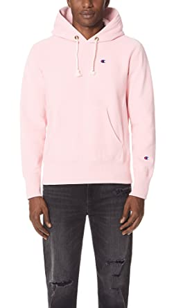 meilleur service c47ad ce327 Champion - Sweat-Shirt - Homme Rose Rose - Rose - X-Large ...